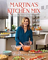 To country music icon Martina McBride, cooking and singing aren't all that different. When she makes something delicious, she wants to share it, which is a lot like sharing her music with an audience. When she's not on stage or in the ...