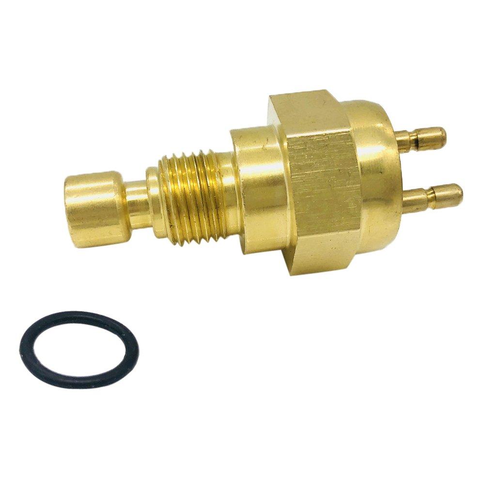 Non-brand Ventilador Del Temp De Agua Del Sensor Del Interruptor De La Temperatura Del Refrigerante Para Kawasaki 27010-1202