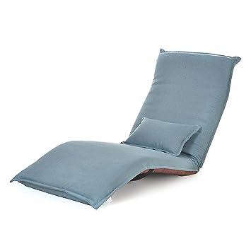 Relaxant Avec Canapé De Pliable Lit Plusieurs Chaise Paresseux Sol 67ybfg