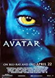 "AVATAR Movie Poster 27"" X 40"" (Approx.)"