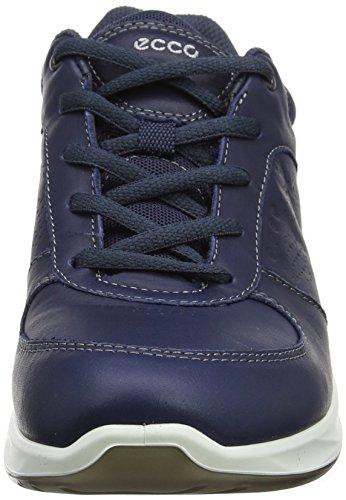 Basses Chaussures Wayfly De true Femmes Bleu Ecco Navy Pour Randonne wgvqnwYT