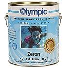 Kelley Technical 392GL Olympic Zeron One Coat Epoxy Pool Coating - Bikini Blue