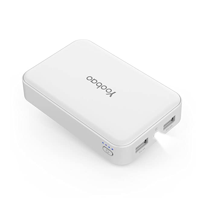 Cargador portátil Yoobao 10000mAh Batería Externa Compacto Cargador Móvil Power Bank para iPhone iPad Samsung LG Google Nexus Sony Huawei Motorola HTC ...