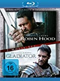 Robin Hood / Gladiator (Director's Cut / Extended Edition, 2 Discs) [Alemania] [Blu-ray]