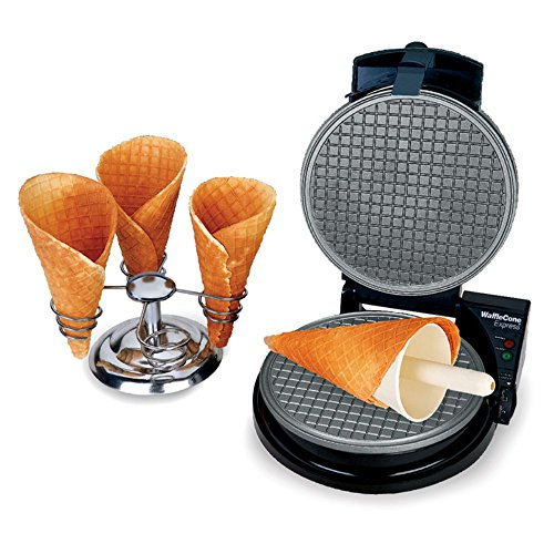 Chef's Choice Waffle Cone Express Ice Cream Cone Maker