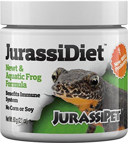 JurassiDiet - Newt & Frog, 60 g / 2.1 oz.