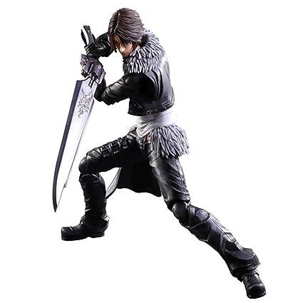 Amazon Com Siyushop Dissidia Final Fantasy Play Arts Kai