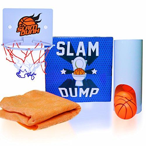 Novelty Toilet Slam Dump Game