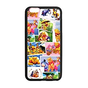 Classic Style Custom Silicone Hard Rubber Protector Case for iPhone6 Plus 5.5