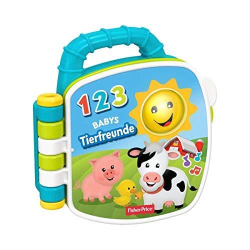 Fisher-Price-GFP29 Juguete para bebé, Multicolor (Mattel GFJ42)