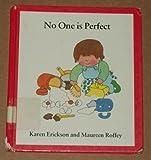 No One Is Perfect, Karen Erickson, 0670815705