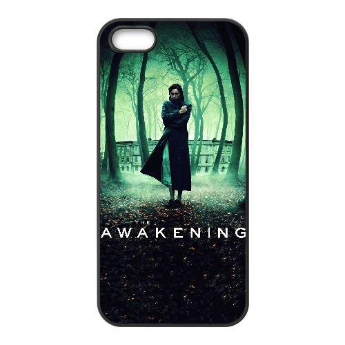 J6O38 The Awakening Haute Résolution Affiche B7I8KB coque iPhone 5 5s cellule de cas de téléphone couvercle coque noire WW3WRC9UA