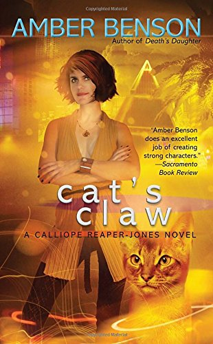 book cover of Cat\'s Claw