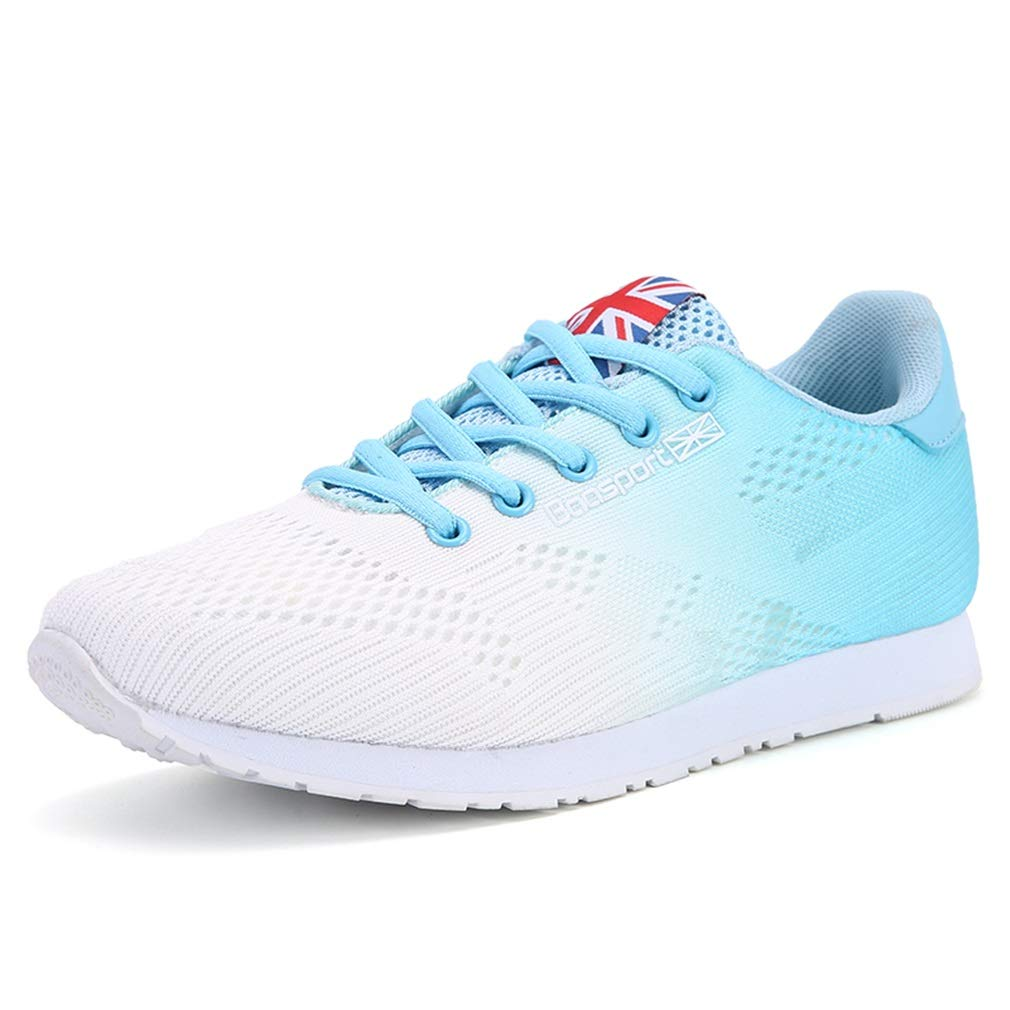11da852a46dc4 Amazon.com: Exing Womens's Shoes Knit Summer Fall New Sneakers ...