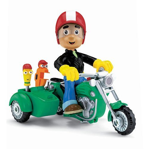 Fisher-Price Handy Manny's Motorcycle Fix - It Right Set