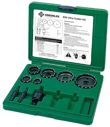 (Greenlee 930 Ultra Cutter Kit)