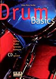 img - for Drum Basics (with Free Audio CD) by Hans-Peter Becker (1995-01-01) book / textbook / text book