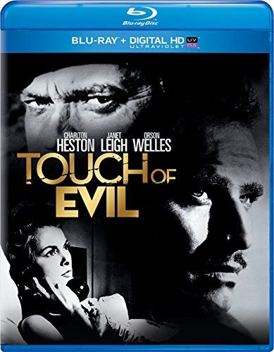 Touch of Evil [Blu-ray] - Charlton Heston Orson Welles