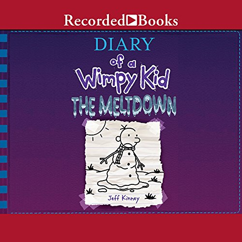 Diary of a Wimpy Kid: The Meltdown by Recorded Books