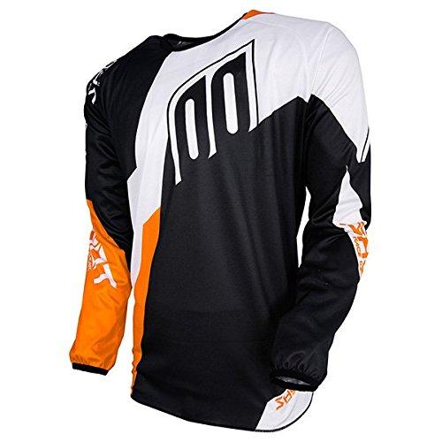 Shot Race Gear Devo Alert Orange & Black Jersey/ Pant Combo - Size SMALL/ 30W by Shot Race Gear
