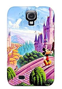Galaxy S4 Case, Premium Protective Case With Awesome Look - 34 Mickey Mouse Mickey Mouse 6 Free Pot