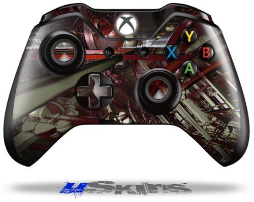 Domain Wall - Decal Style Skin fits Original Microsoft XBOX One Wireless Controller (CONTROLLER NOT INCLUDED)