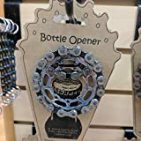 Recycled Bicycle Bottle Opener