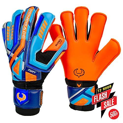 fury siege soccer goalkeeper gloves
