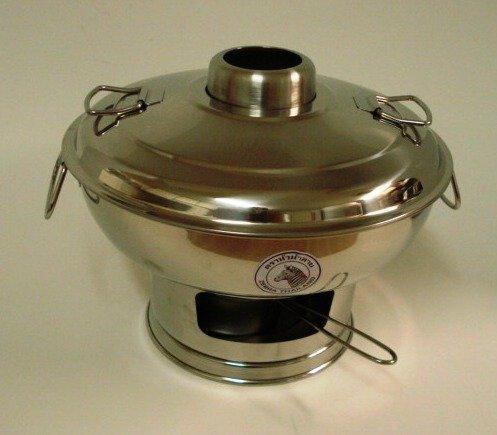Stainless Steel Hot Pot, medium size #142325 by Zebra