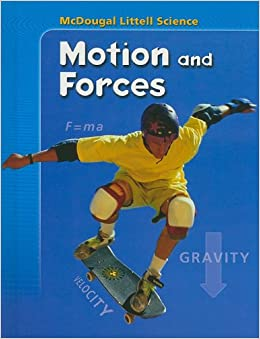 Amazon.com: McDougal Littell Science: Student Edition Motions ...