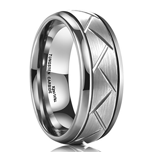 King Will Grooved Tungsten Available