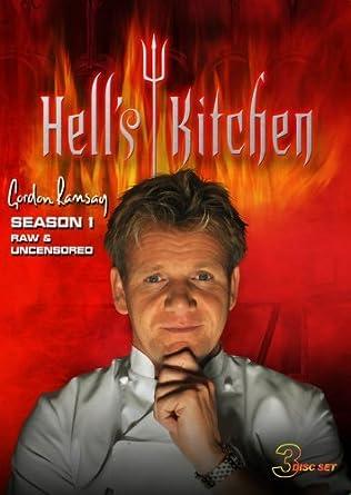 Amazon Co Jp Hell S Kitchen Season 1 Deluxe With Slip Case Dvd