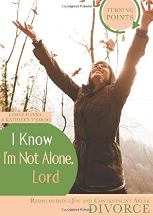 I Know Im Not Alone Lord