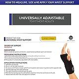 Champion Wrist Support Brace, Removable Motion