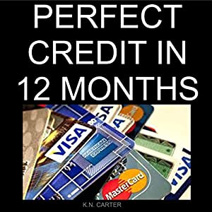 Perfect Credit in 12 Months Audiobook