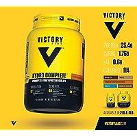 Victory Labs Hydro Complete WPI Mocha 2LB