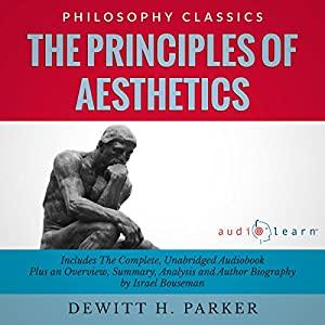 The Principles of Aesthetics Hörbuch