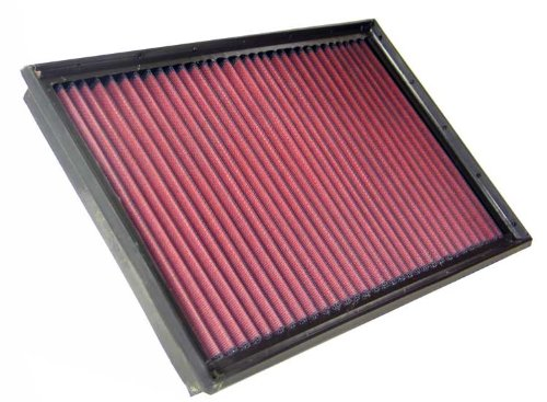K&N 33-2577 High Performance Replacement Air Filter