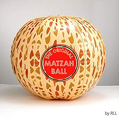 Rite Lite The Original Inflatable Matzah Ball: Toys & Games