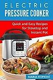Free eBook - Electric Pressure Cooker