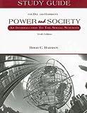 Study Guide for Dye/Harrison's Power and Society, 10th, Brigid C. Harrison, 053463088X