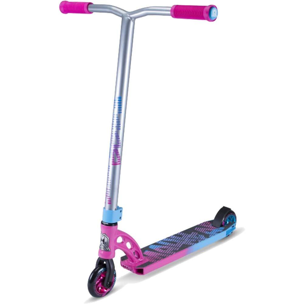 Madd Gear VX7 Pro rosa/azul patinete completa: Amazon.es ...