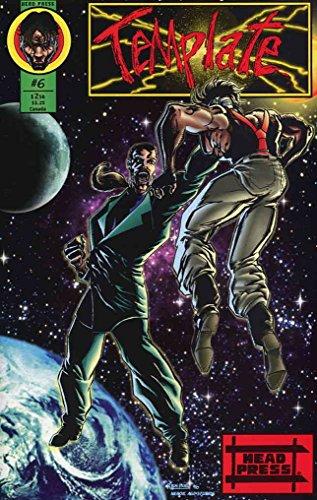 Template #6 VF/NM ; Head Press comic book