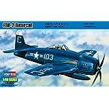 Hobby Boss F8F-2 Bearcat Airplane Model Building Kit