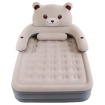 Cama de aire que aumenta el colchón inflable dormitorio de ...