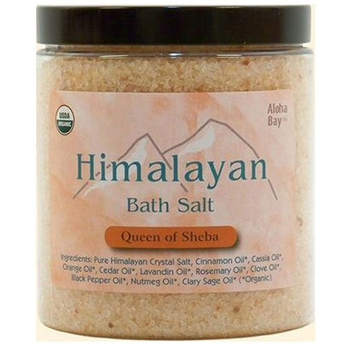 Aloha Bay 1 Count Himalayan Square Salt Mill ()
