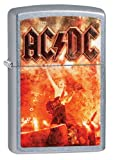 Zippo ACDC Pocket Lighter with Graphics
