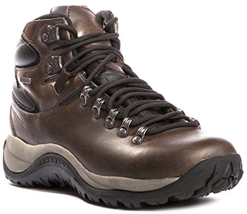 Merrell Reflex Ii Mid Ltr Wtpf, Chaussures de randonnée montantes homme - Marron (Espresso), 40 EU