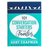 table topics conversation - Gary Chapman Box Of 101 Conversation Starters for Families