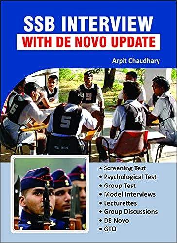 Interview book ssb